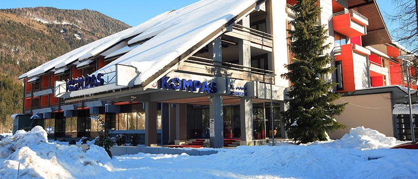 Hotel Kompas, Kranjska Gora, Slovenia - exteriors.jpg